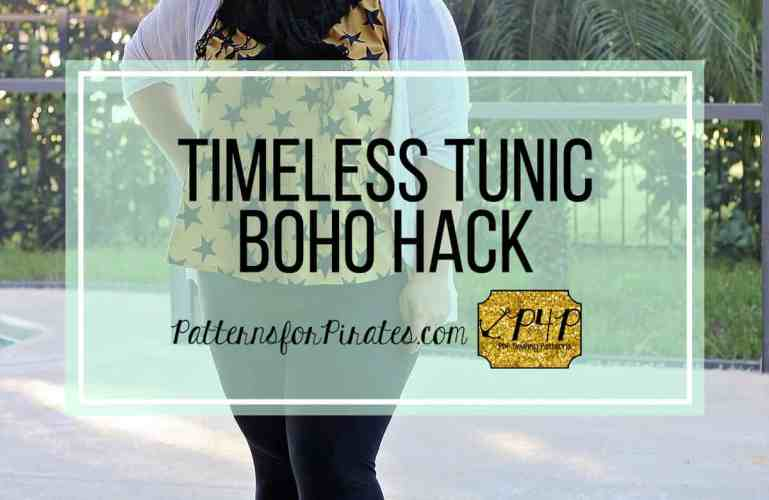 Timeless Tunic – Boho hack