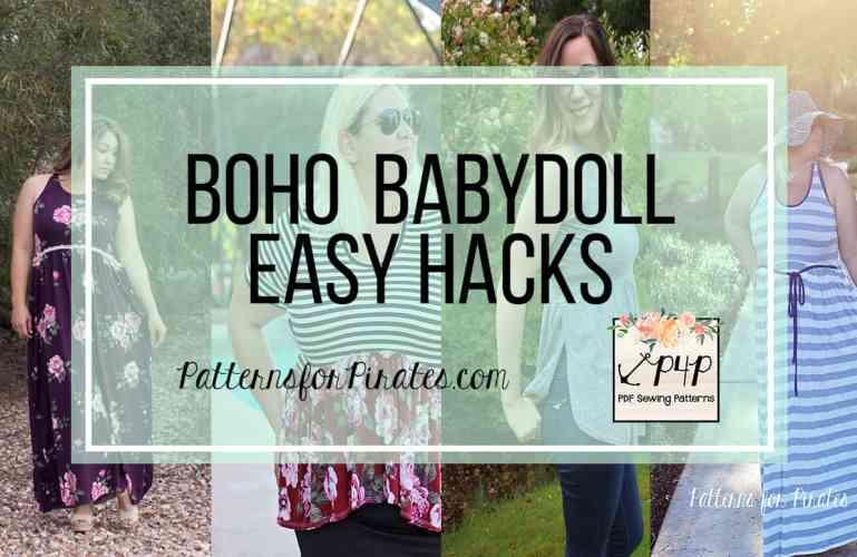 Boho Babydoll – Easy Hacks