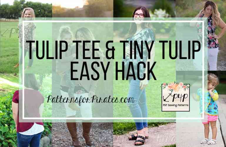 Tulip Tee Easy Hacks + 100k Sale-A-Bration Day 6!
