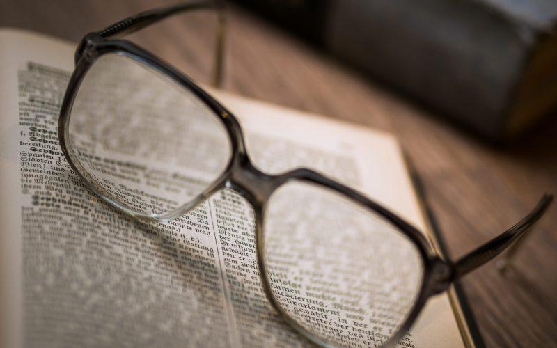 Focusing Our Spiritual Vision – Part 1