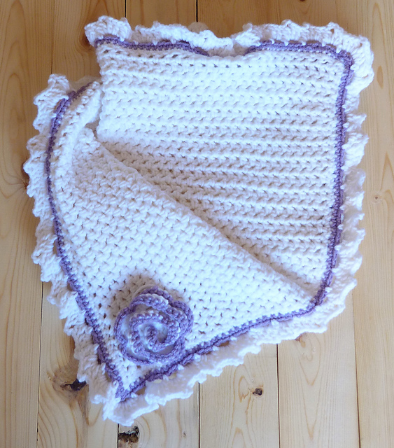 Baby Blanket Free Crochet Knit Ideas Patterns Valley Page 4