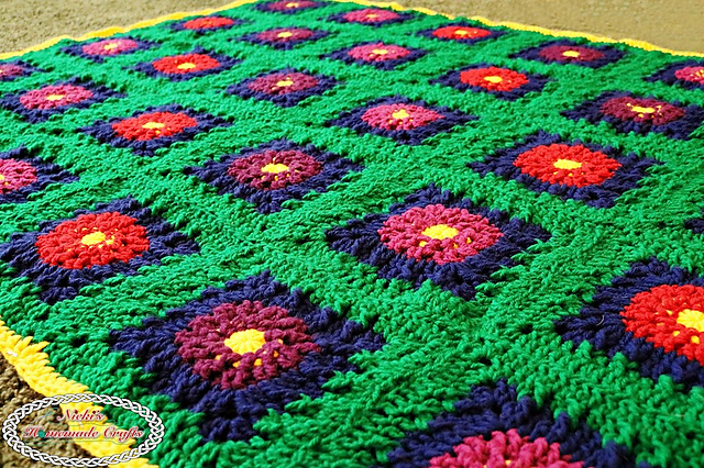 Blankets | Free Crochet & Knit Ideas | Patterns Valley - Page 3