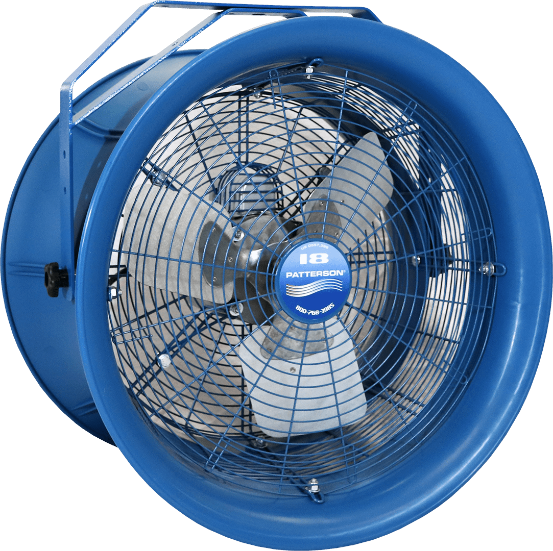 hight resolution of high velocity fans patterson fan industrial hvls fans picture drum fan wiring diagram