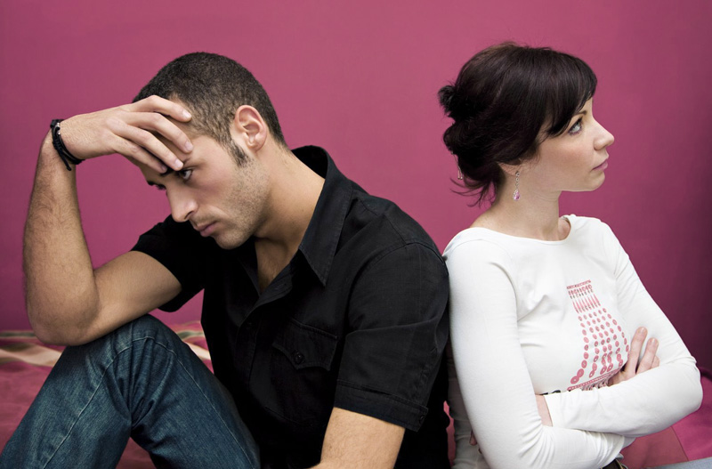 Can a matchmaker work with a client that is separated?