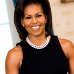 Michelle Obama doesn't rule out plastic surgery
