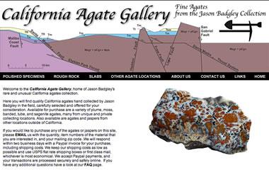 California Agate