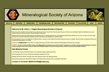 Mineralogical Society