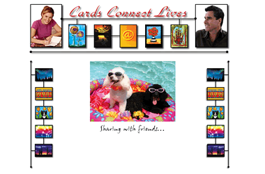 Cards Connect Lives