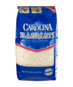 Carolina Basmati Rice, 2-Pound Bag
