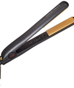 ($99.98 value) CHI Original Ceramic Hair Straightening Flat Iron, 1″
