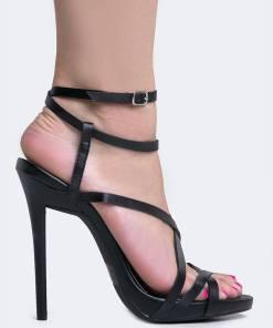 J. Adams Women Ankle Strap High Heel Sandals | Dress
