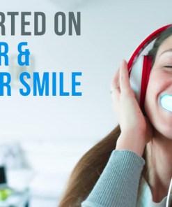 20 Minute White Smile Teeth Whitening Kit, As Seen on TV