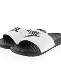 Nike 343880-100: Benassi Mens Sandal (10 D(M) US Men)