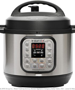 7-in-1 Electric Pressure Cooker (14 One-Touch Programs)