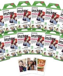 Fujifilm Instax Mini Instant Film Value Pack (120 Photos)