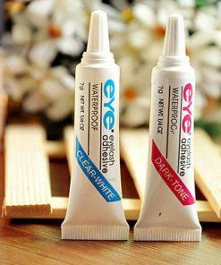 Eyelash Adhesive Glue Waterproof Black and White Fashion Makeup Tools