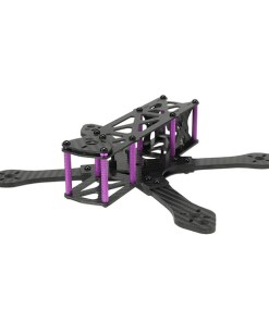 Carbon Fiber RC Drone FPV Racing Frame Kit 136g