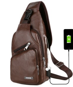 Diagonal shoulder bag
