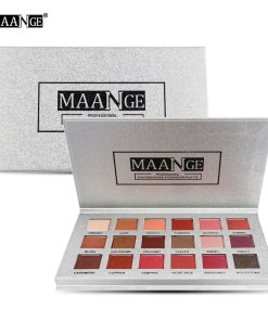 18 Colors Eyeshadow Palette Matte Glitter Eye Shadow Somkey Powder