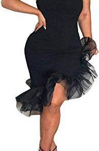 Women Sleeveless Bodycon Mini Dress Party Cocktail Club Dress