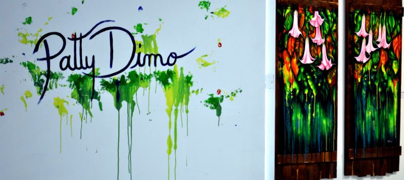 Artist Patty Dimo - Exhibitions