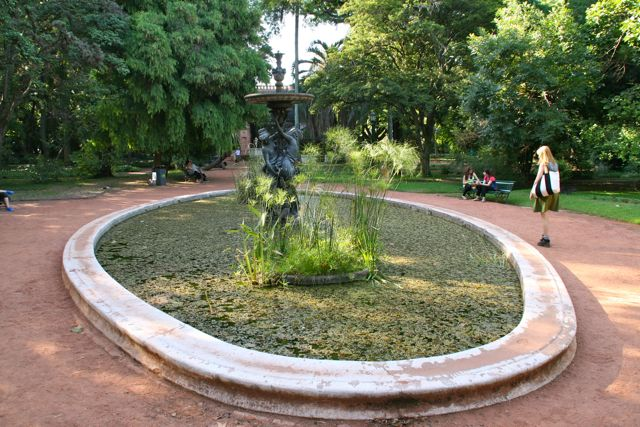 Carlos Thays Botanical Garden, Buenos Aires | Patty Hume