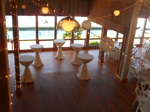 Marina Village Weddings Patty S Linen Rentals