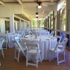 Chiavari Chair Covers For Weddings Galvanized Steel Chairs Kitchen Marina Village - Patty's Linen Rentals