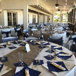 Cheap Chair Covers And Linens Tempurpedic Task Marina Village Weddings - Patty's Linen Rentals