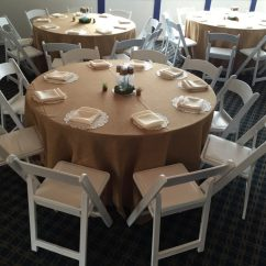 Black Chair Covers Party City Heated Seat Pad For Office Marina Village Weddings Patty 39s Linen Rentals