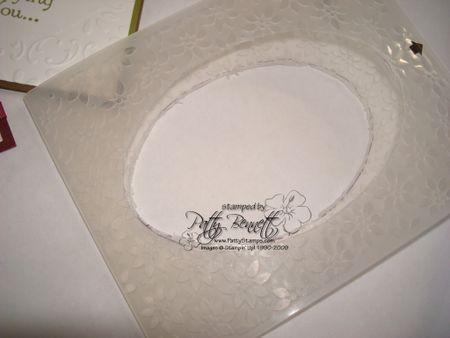 Oval petals folder 2