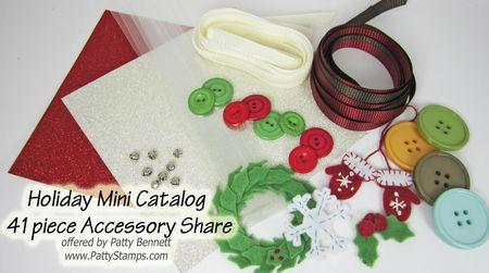 Holiday mini share patty bennett