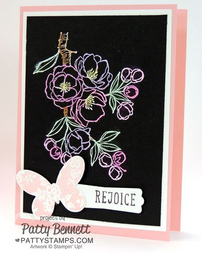 Indescribable-gift-blendabilities-cards-black-stampin-up-pattystamps-pink