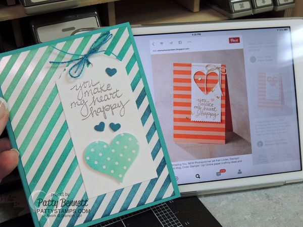 Lovely-amazing-you-irresistibly-yours-happy-heart-card-patty-pinterest