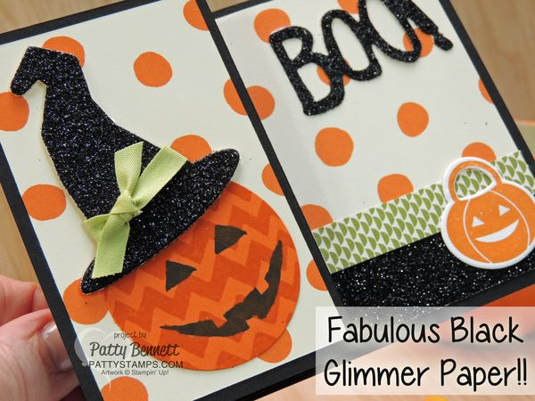 Sparkly-seasons-stampin-up-pumpkin-witch-hat-black-glimmer-paper-halloween-pattystamps