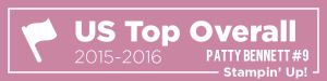 Patty Stamps 2016 Top US