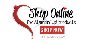 Shop Stampin' UP! paper crafting products online with Patty Bennett at www.MyStampOrder.com