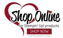 Shop paper crafting products online with Patty Bennett at www.MyStampOrder.com