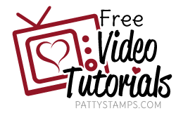 Patty Stamps on You Tube - free tutorials