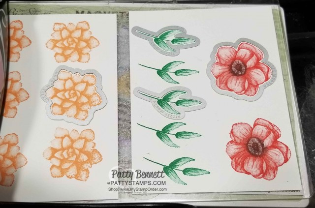 Painted Seasons Bundle - Limited time Sale-a-Bration 2019 gift offering from Stampin' UP!. By Patty Bennett www.PattyStamps.com