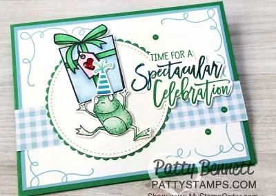 So Hoppy Together Birthday Card