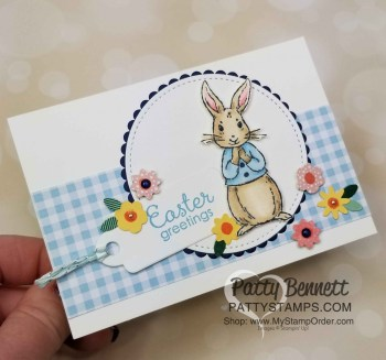 Fable Friends Easter and Spring Card Ideas