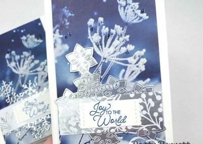 Feels Like Frost Christmas Card Ideas