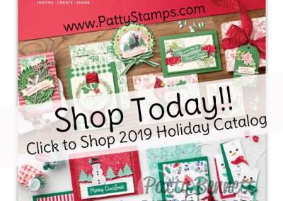 Stampin' UP! Holiday Catalog Videos