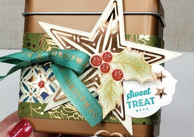 Copper Tin Gift Packaging Idea