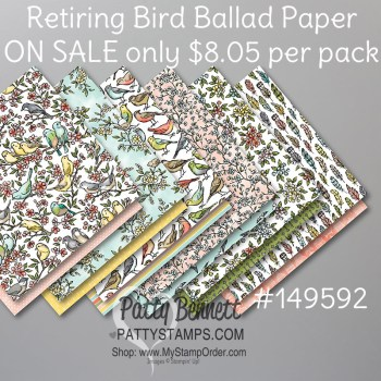 Retiring Bird Ballad Paper Project Ideas