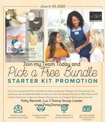 Add a FREE Bundle to your Starter Kit