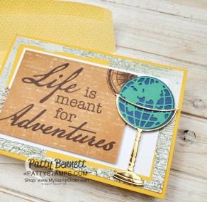 World of Good Memories & More Card