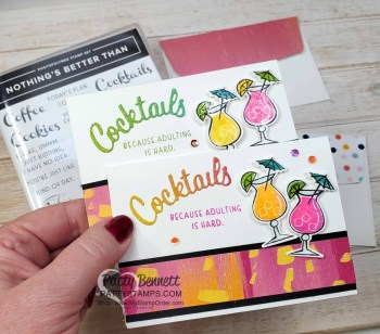 Nothing's Better Than Stampin' Up! set