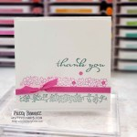 Clean and Simple / Simple Stamping Card idea featuring Stampin